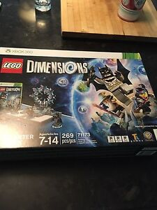 Unopened lego dimensions Xbox 360 starter pack