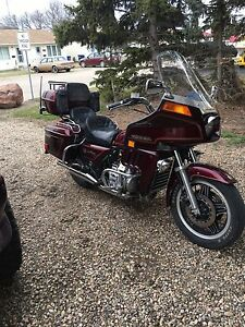 Goldwing Interstate in minty condition