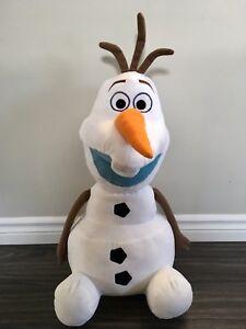 Disney Frozen Olaf plush toy