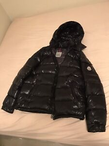 Authentic Men's Moncler Maya Jacket Size 5