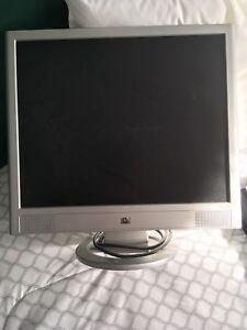 "19"" HP LCD colour monitor"