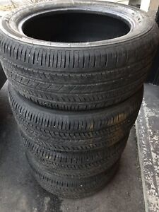 225/50/17 Bridgestone Turanza EL400 Summer Tires
