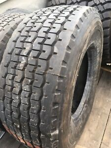 445/65R22.5 Goodyear G286 new old stock