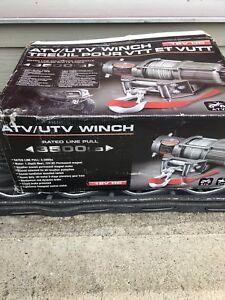 New ATV winch