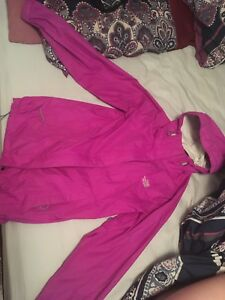Women's small purple North face jacket