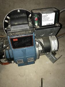 Beckett Furnace oil Motor