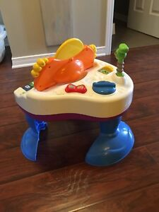 Fisher Price Stand Up Baby Toy