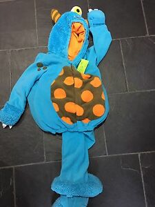 Old Navy Monster Costume - size 5T