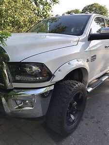 2012 Dodge Ram 2500 Laramie Longhorn long box