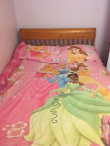 Disney Princess bedding and accessories