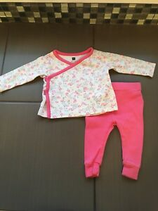 Tea Collection Outfit (0-3 months)