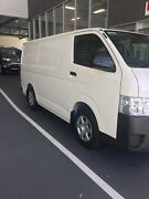 Van for rent Clyde Casey Area Preview