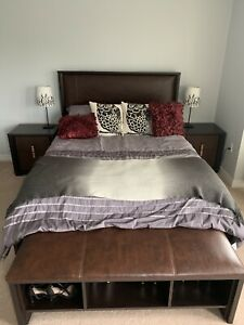 Queen sized bedroom set