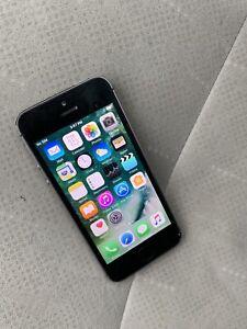 Apple iPhone 5S 16GB iOS 12 Factory Unlocked