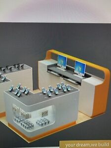 Display Cabinets, Furniture and Showcases for Your Store needs