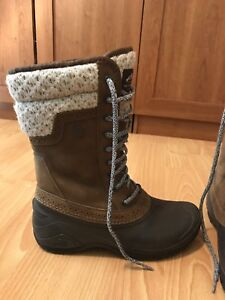 The North Face winter boots for sale