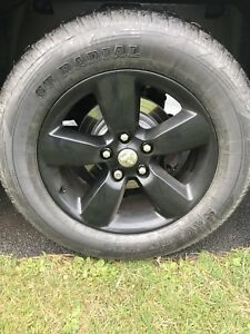 2014 ram rims and tires
