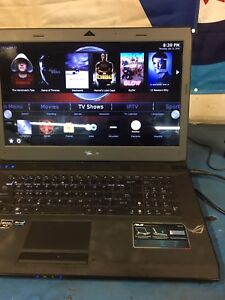 Asus ROG g73jh gamming laptop i7 quad core