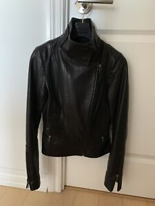 Mackage for Aritzia Kenya Leather Jacket XXS