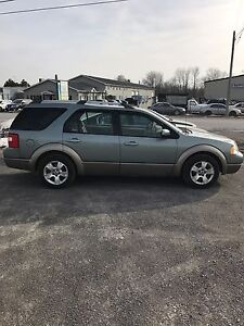 2005 Ford FreeStyle/Taurus X AWD