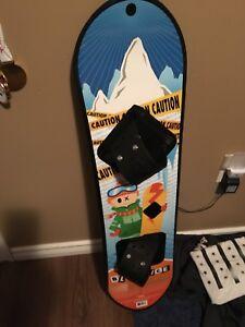 Kids snow board