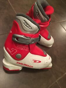 Kids ski boots DALBELLO - size 18.0 or 224mm