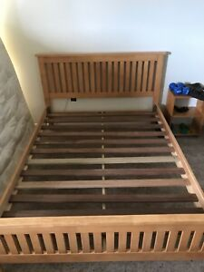 Double bed  SOLD PPU