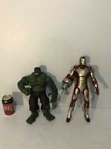 Lot de figurines Marvel , Super héros