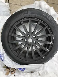 Pneus D'hiver Winter tires with Mags