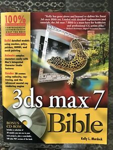 3ds max7 Bible (with companion CD)