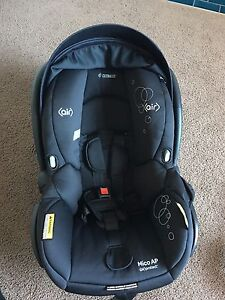 Maxi cosi Mico Ap capsule Maryborough Central Goldfields Preview