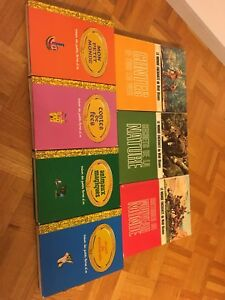 Livres Disney vintage