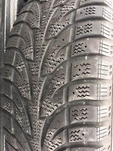 Used winter tires 245/75R16