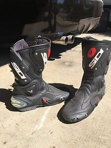 SIDI boots US11 Redlynch Cairns City Preview