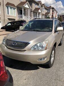 Lexus RX330 à vendre 6000$