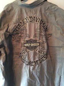 Harley Davidson 3-4xl shirts