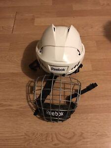 Casque de hockey junior