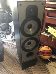 Paradigm Monitor 9 High definition speakers