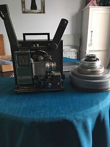 8mm editing and recording equipment