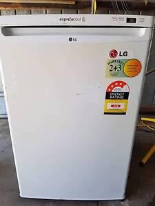 LG 110 litre Upright Freezer Sebastopol Ballarat City Preview