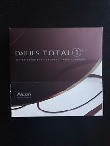 Dailies Total 1 Contact Lenses -1.25