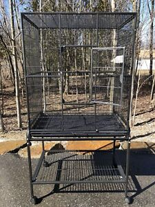 Très grande cage