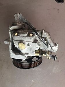 Subaru Forester and Impreza EJ205 turbo steering pump