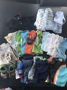 Baby Boy 12-18 Month Clothes