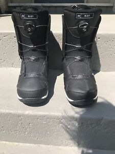 Riot intuition snowboard boots