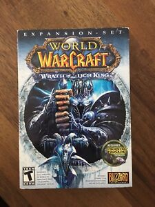 World of warcraft + 2 expansions