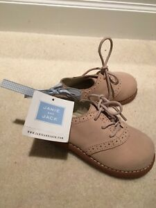 Brand New Janie & Jack Designer Shoes
