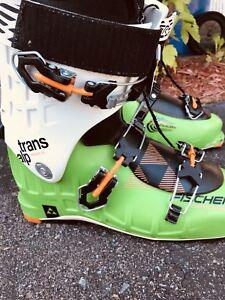Bottes de ski haute route fischer
