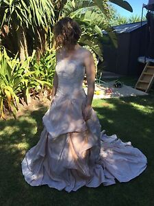 Jenny & Gerry's bridal gown / wedding dress Warradale Marion Area Preview