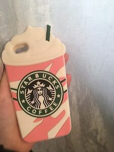 i phone 5C Starbucks case